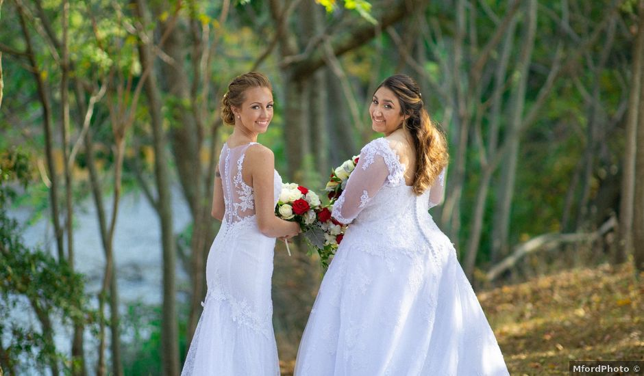 Cassandra and Briana's Wedding in Hazlet, New Jersey