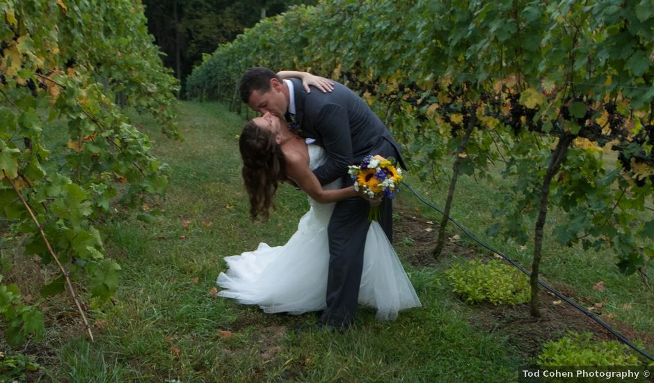 Laura and Chris's Wedding in Faber, Virginia