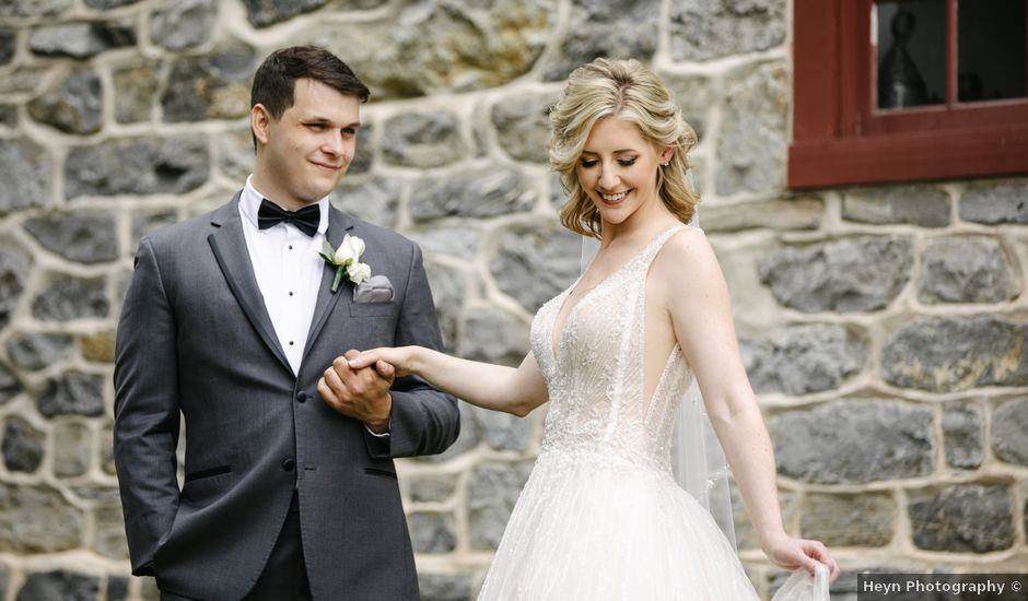 James and Kelsey's Wedding in Bethlehem, Pennsylvania