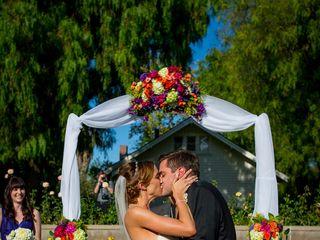 Emily and Nick's Wedding in Yorba Linda, California 10
