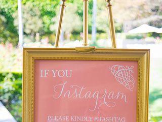 Emily and Nick's Wedding in Yorba Linda, California 5