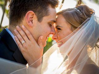 Emily and Nick's Wedding in Yorba Linda, California 11