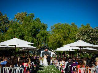 Emily and Nick's Wedding in Yorba Linda, California 9