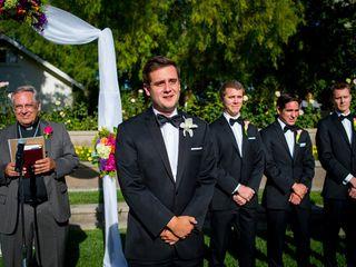 Emily and Nick's Wedding in Yorba Linda, California 8
