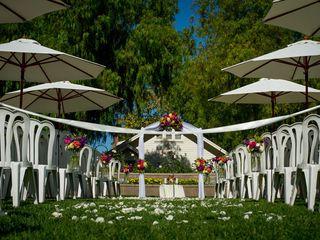 Emily and Nick's Wedding in Yorba Linda, California 6