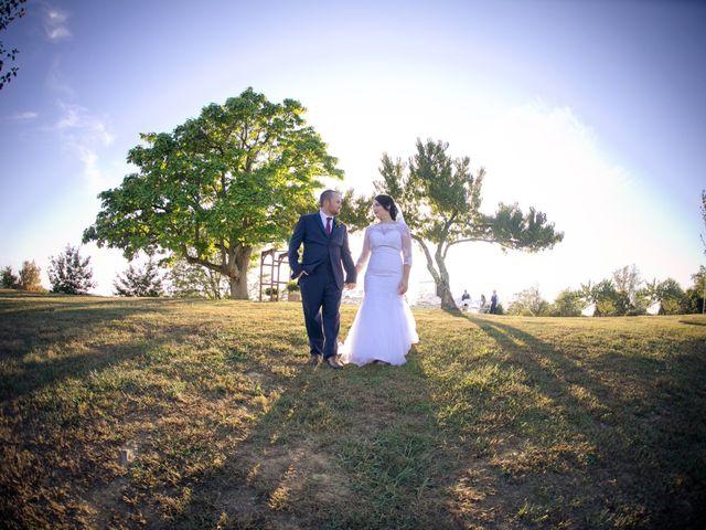 The wedding of Madison and Jake