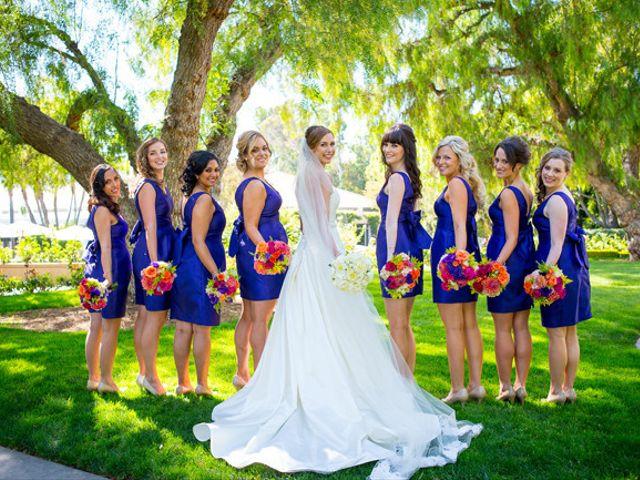 Emily and Nick's Wedding in Yorba Linda, California 1