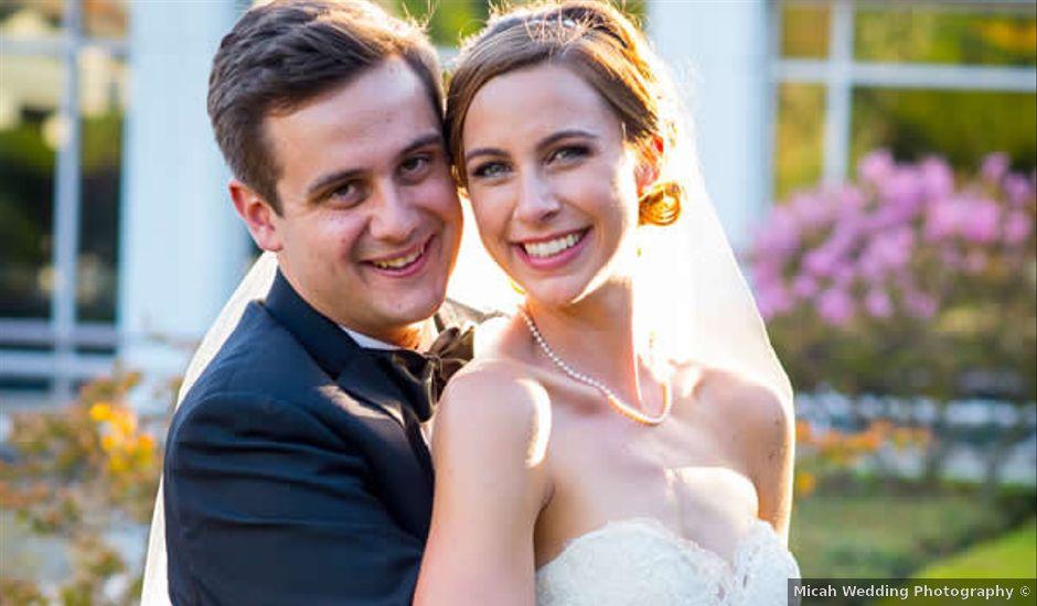 Emily and Nick's Wedding in Yorba Linda, California