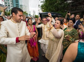 The wedding of Ravi and Mallory 3