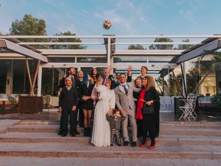 The wedding of Beatriz and Uriser 1