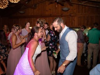 The wedding of Leah and Hunter 2