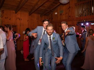 The wedding of Leah and Hunter 3
