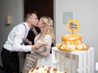 The wedding of Brandi and Michael 1
