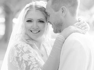 The wedding of Brandi and Michael
