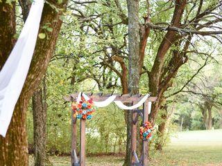 The wedding of Darbi and Jonathan 1