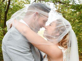 The wedding of Darbi and Jonathan