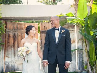 Jennifer and Barry's Wedding in North Palm Springs, California 3