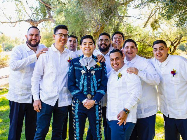 Anythony and Ayla's Wedding in Tucson, Arizona 7