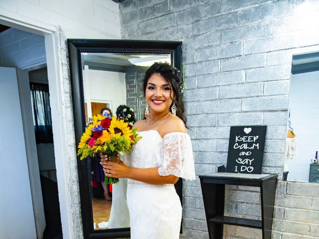 Anythony and Ayla's Wedding in Tucson, Arizona 16