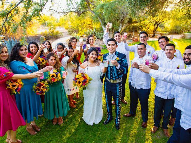 Anythony and Ayla's Wedding in Tucson, Arizona 29