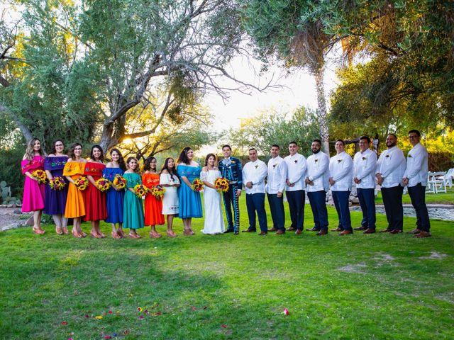 Anythony and Ayla's Wedding in Tucson, Arizona 30