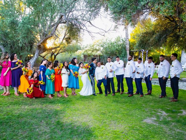Anythony and Ayla's Wedding in Tucson, Arizona 31