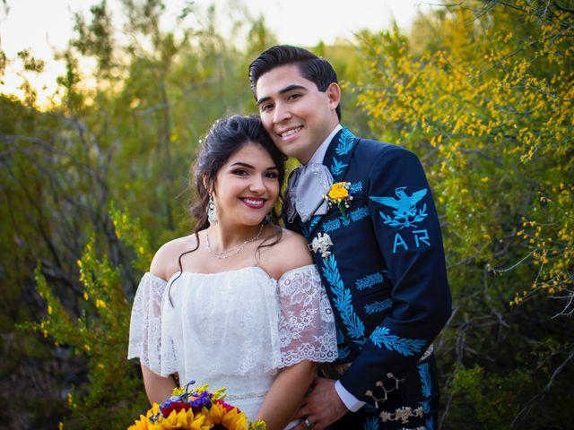 Anythony and Ayla's Wedding in Tucson, Arizona 1