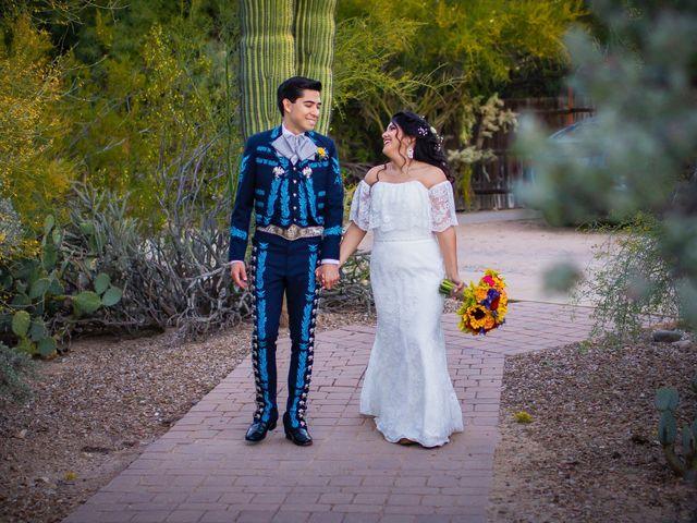 Anythony and Ayla's Wedding in Tucson, Arizona 34