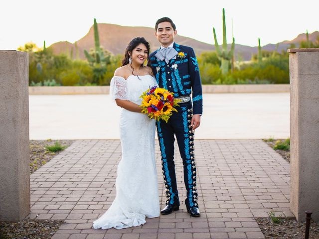 Anythony and Ayla's Wedding in Tucson, Arizona 35