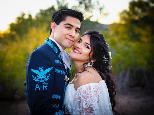 The wedding of Ayla and Anythony