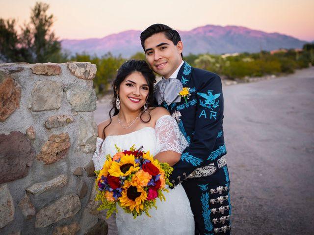 Anythony and Ayla's Wedding in Tucson, Arizona 39
