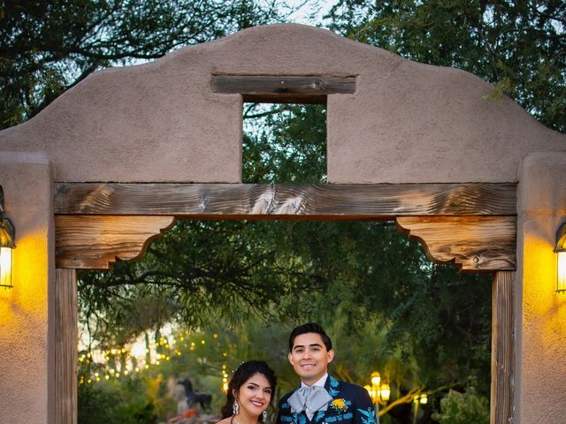 Anythony and Ayla's Wedding in Tucson, Arizona 41
