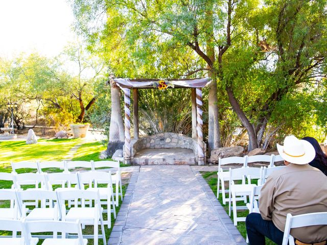 Anythony and Ayla's Wedding in Tucson, Arizona 11
