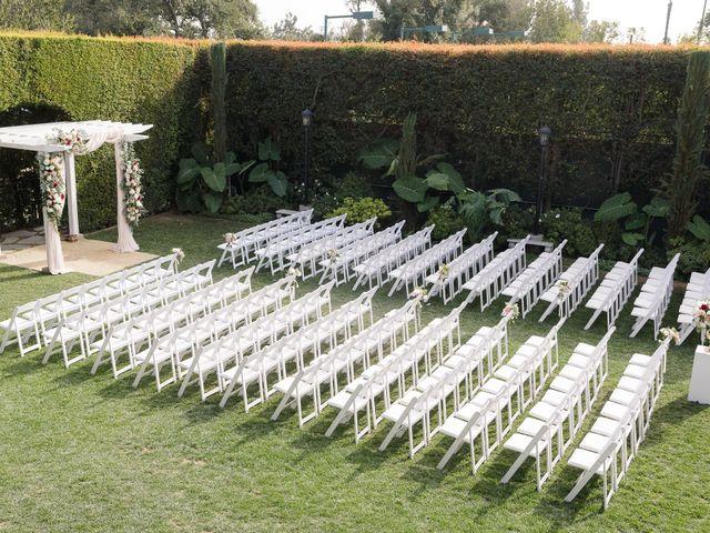 Melissa and Henry's Wedding in Altadena, California 8