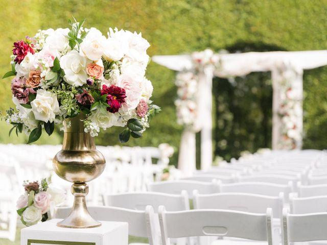 Melissa and Henry's Wedding in Altadena, California 9