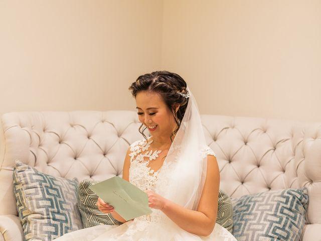 Melissa and Henry's Wedding in Altadena, California 11