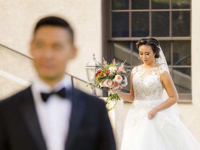 Melissa and Henry's Wedding in Altadena, California 14