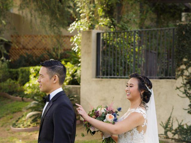 Melissa and Henry's Wedding in Altadena, California 15