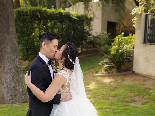 Melissa and Henry's Wedding in Altadena, California 16