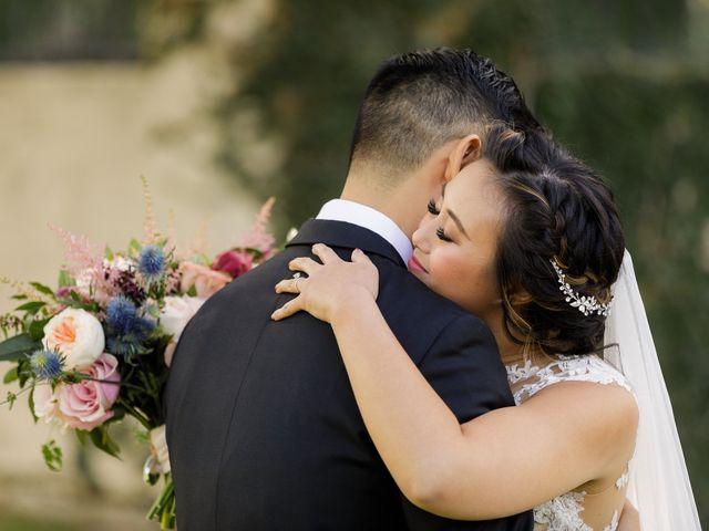 Melissa and Henry's Wedding in Altadena, California 17