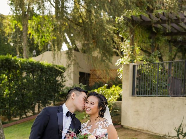 Melissa and Henry's Wedding in Altadena, California 19
