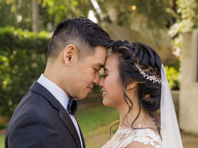 Melissa and Henry's Wedding in Altadena, California 20
