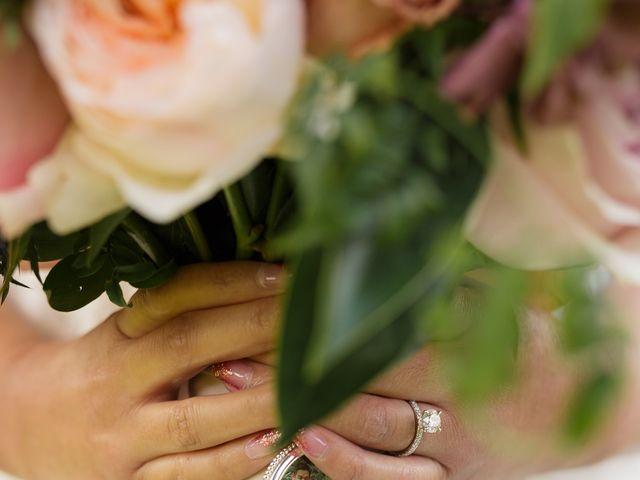 Melissa and Henry's Wedding in Altadena, California 21