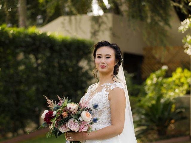Melissa and Henry's Wedding in Altadena, California 22