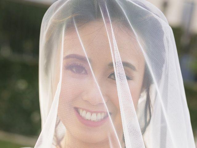 Melissa and Henry's Wedding in Altadena, California 23