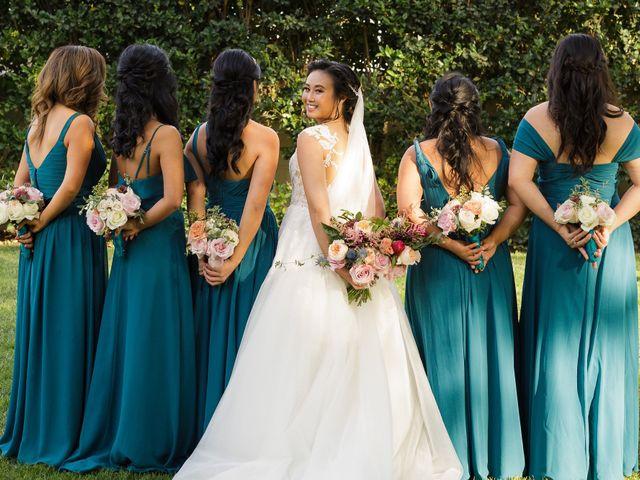 Melissa and Henry's Wedding in Altadena, California 24