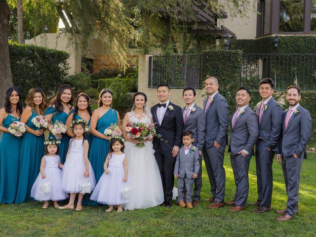 Melissa and Henry's Wedding in Altadena, California 25