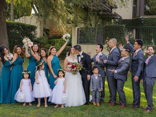 Melissa and Henry's Wedding in Altadena, California 26