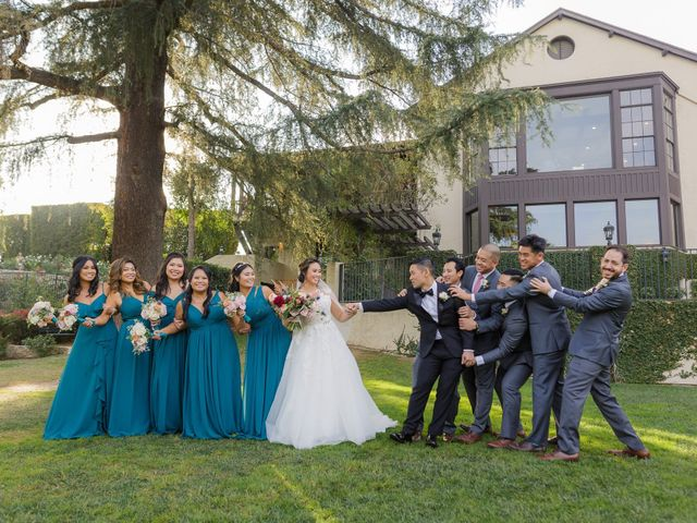 Melissa and Henry's Wedding in Altadena, California 27
