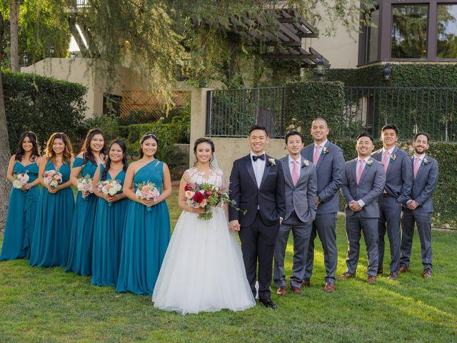 Melissa and Henry's Wedding in Altadena, California 28